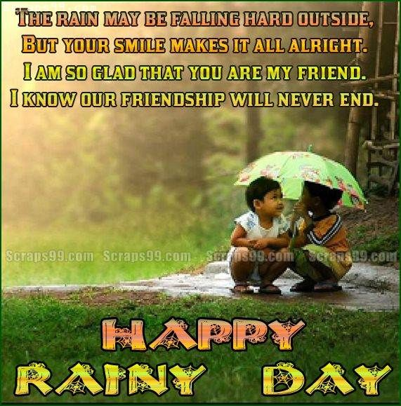Funny Morning Quotes For Facebook Rainy Day Scraps For Friends