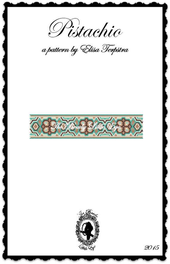 Peyote Patterns - Beading Patterns - Peyote Pattern - Bracelet ...