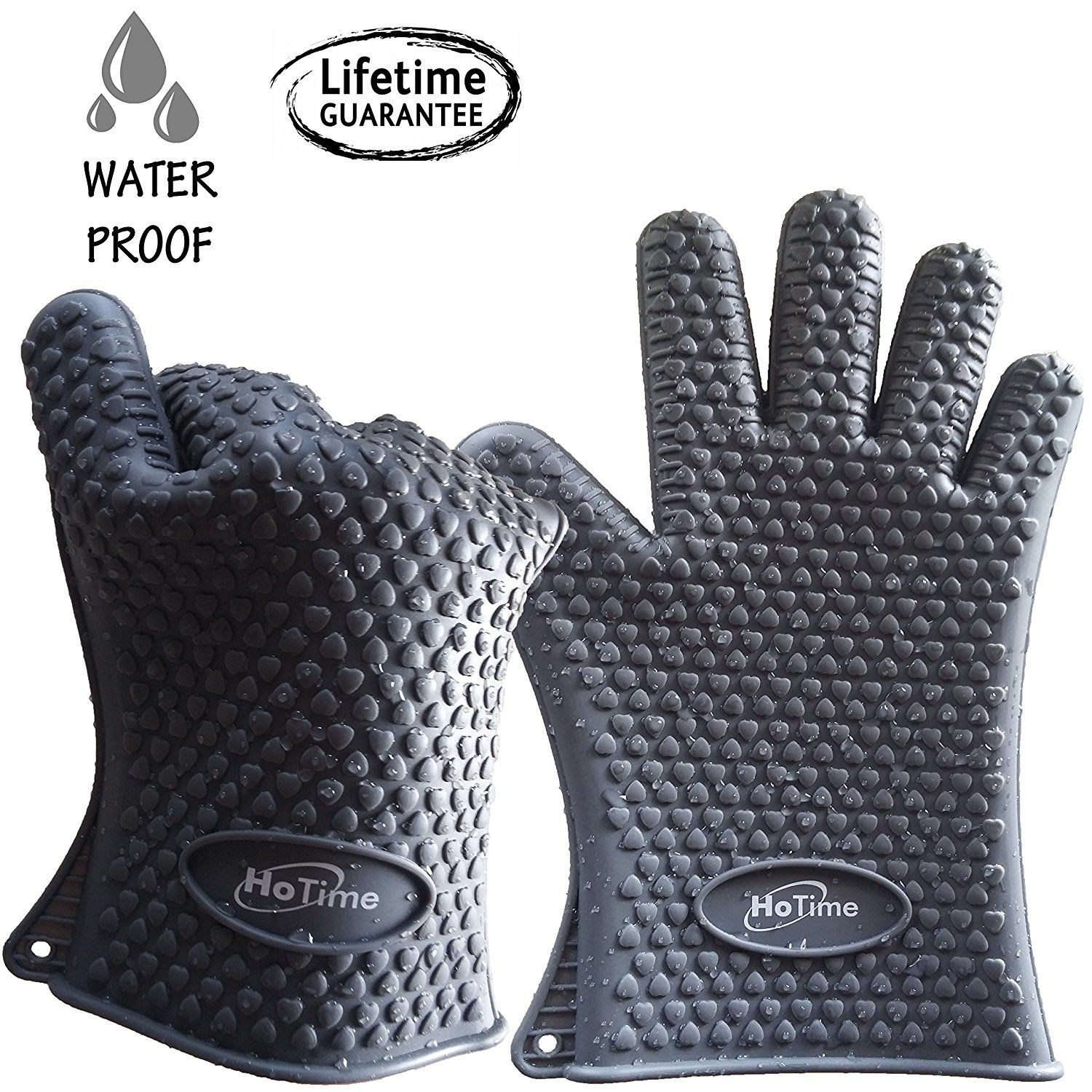 heat resistant gloves silicone u0026 waterproof hands protection