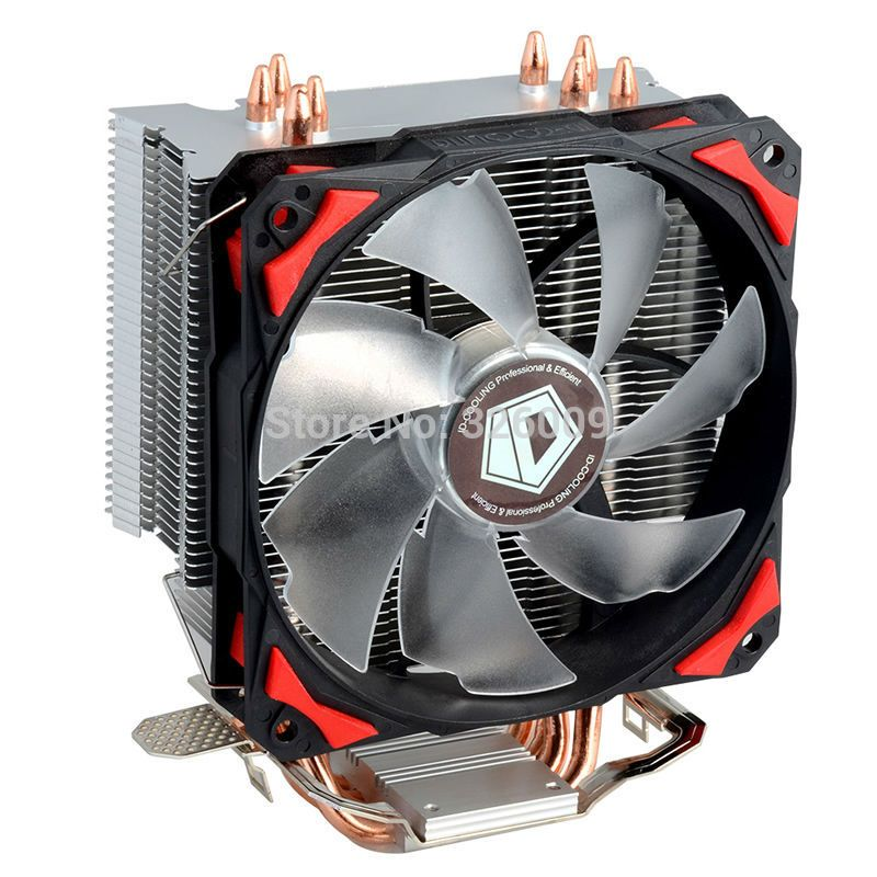 Find More Fans & Cooling Information about 4pin PWM 120mm cooler fan, 4…