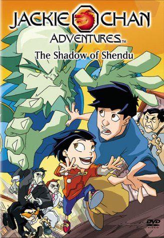 Jackie Chan Adventures The Shadow Of Shendu Desenhos Animais