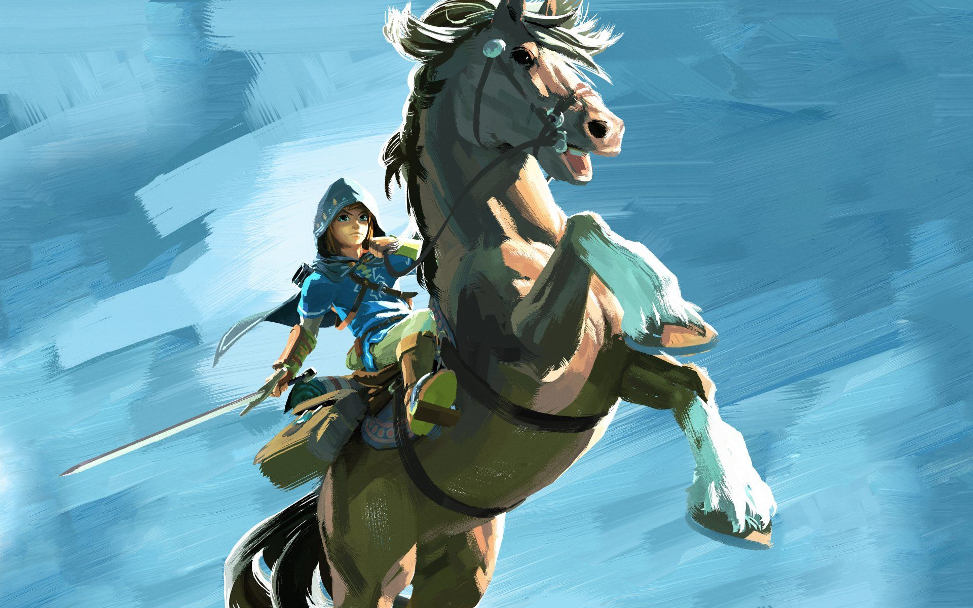 7000x4375 Blue Rider Wallpaper Background Image View Download Comment And Rate Wallpaper Abyss Legend Of Zelda Legend Of Zelda Breath Breath Of The Wild