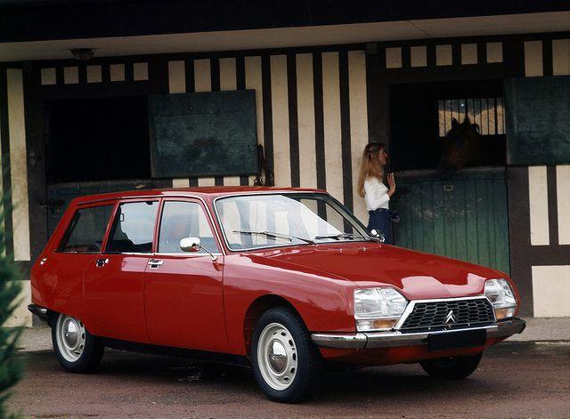 Citroën GS Break  Para saber más sobre los coches no olvides visitar marcasdecoches.org