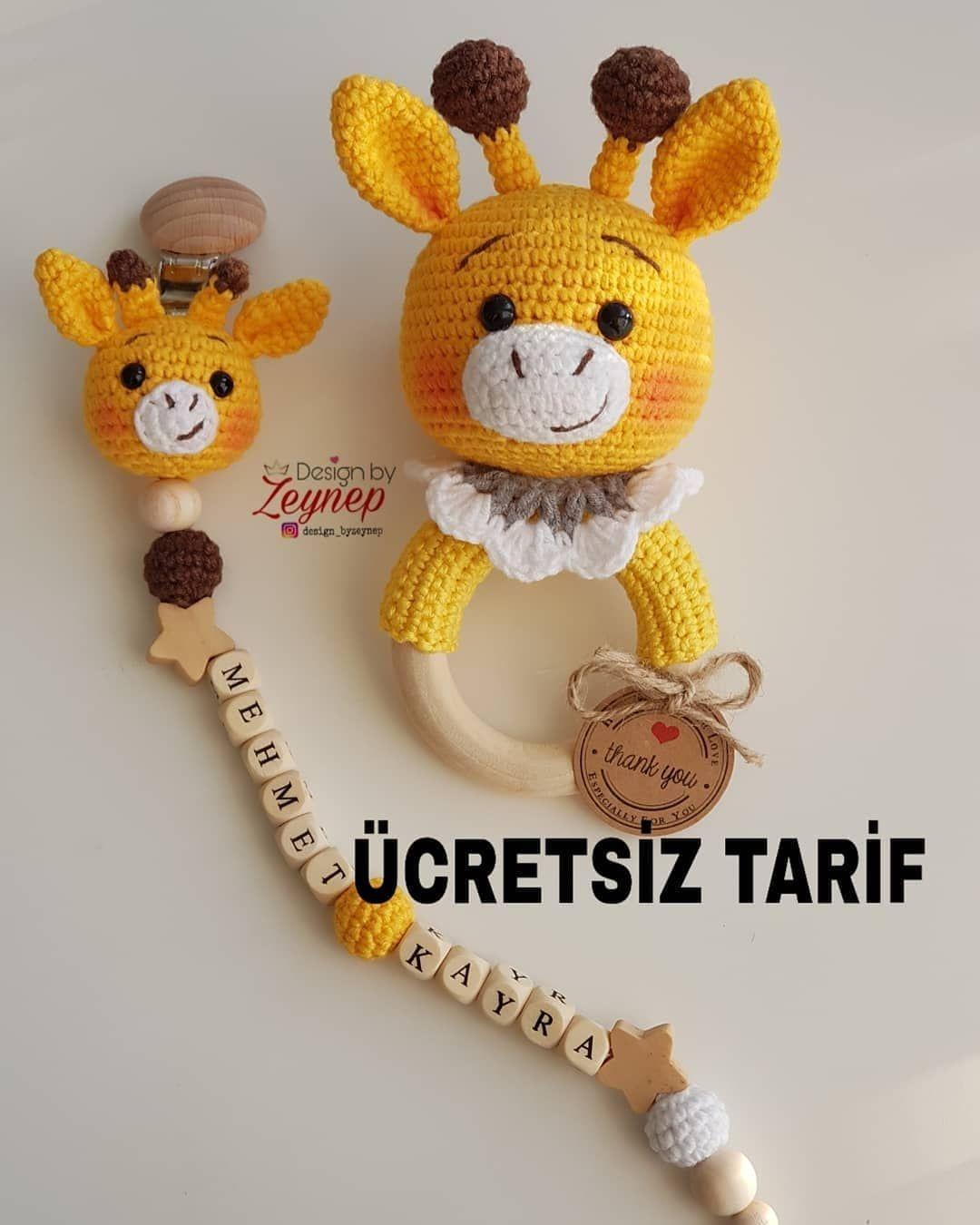 Handmade Rabbit Dinosaur Doll Kit Crochet Toy Gift DIY Doll ... | 1350x1080