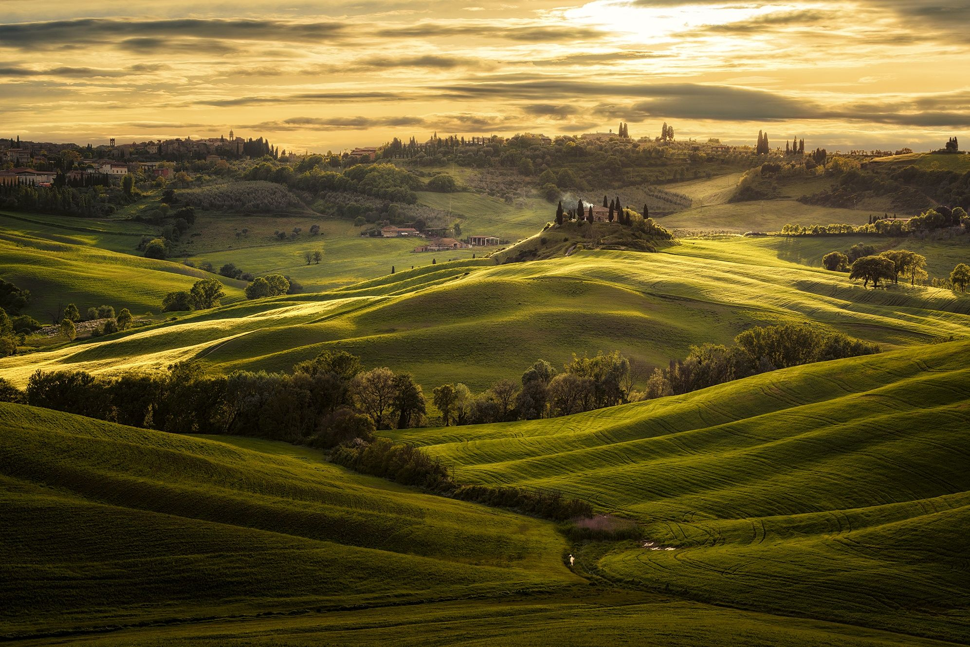 """RIPPLES"" by Mr Friks Colors. https://500px.com/photo/97427721/ripples-by-mr-friks-colors Italy, Tuscany"