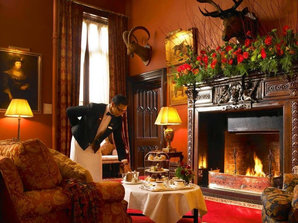 Irish Castles You Can Stay in Castle hotels in ireland