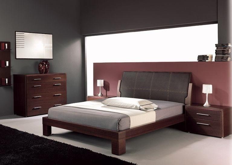 Dormitorios para hombres solteros dise o de interiores for Disenos de cuartos para hombre