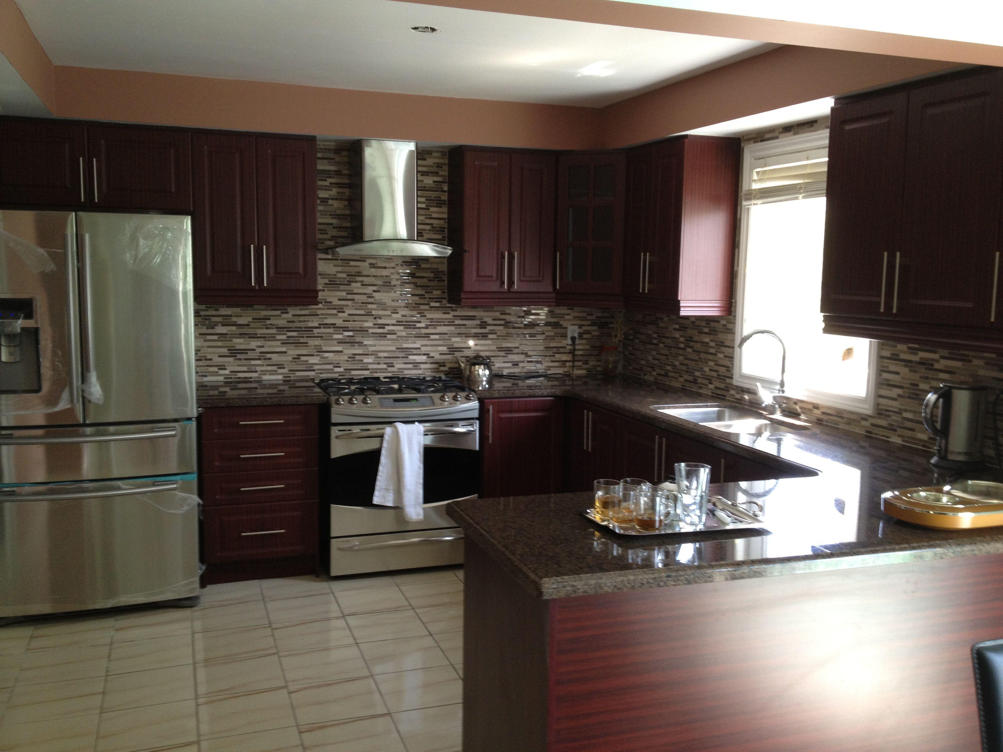 Kitchen Design Ideas Dark Cabinets Cheap Kitchen Remodel