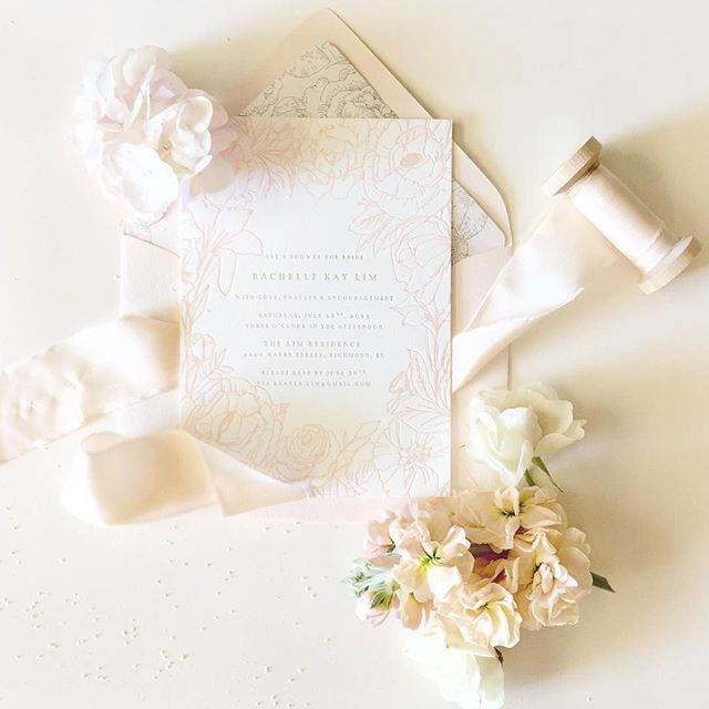 great vancouver wedding It was such great fun that I got to document Kay's garden bridal shower which featured @chandelierwedding's floral crown workshop & @writtenwordcalligraphy planned and designed the beautiful bridal shower & this blush floral invite!  #vancouverwedding #vancouverwedding