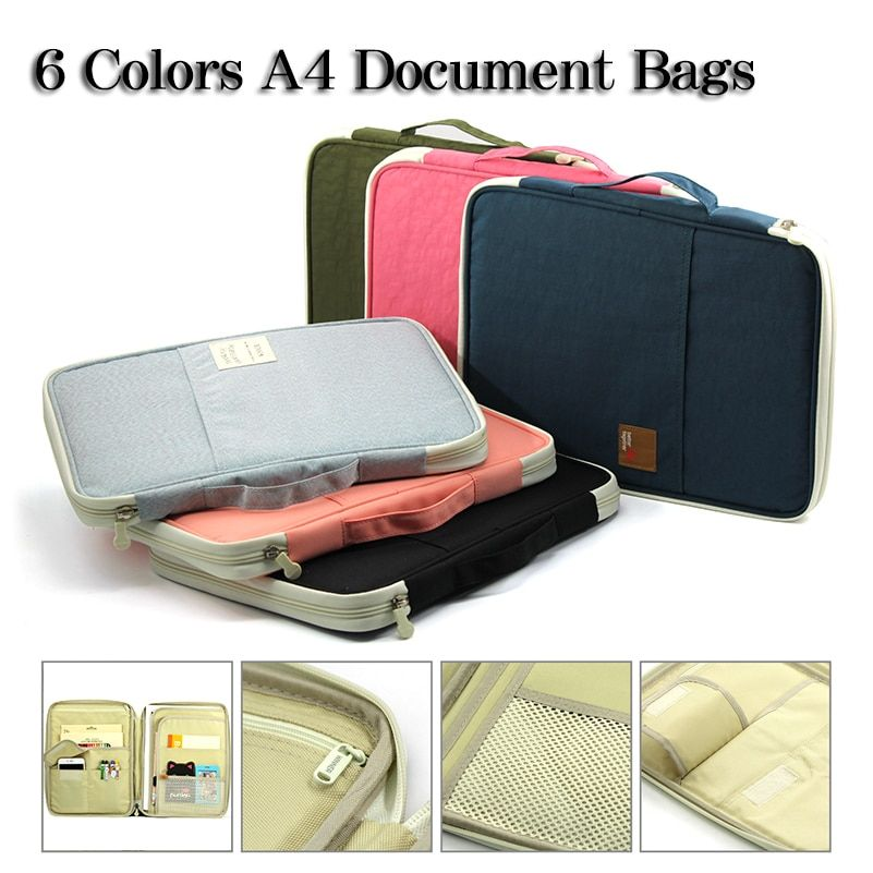 05ad1e29c875 Cheap a4 document, Buy Quality a4 document bag directly from China ...