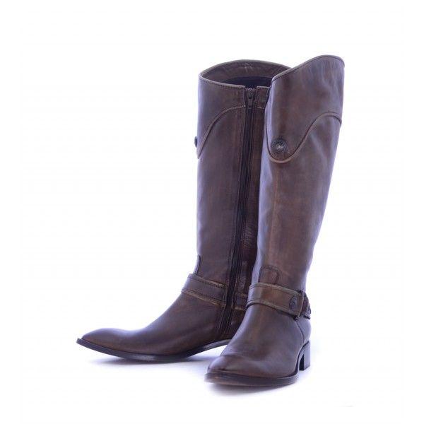66d9c752664 Καφέ Δερμάτινες Μπότες | fashion | Riding Boots, Boots και Shoes