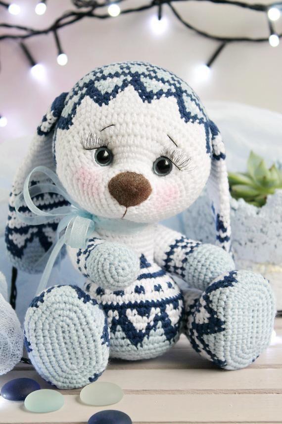 10+ Delightful Crochet a Amigurumi Rabbit Ideas #bunnyplush