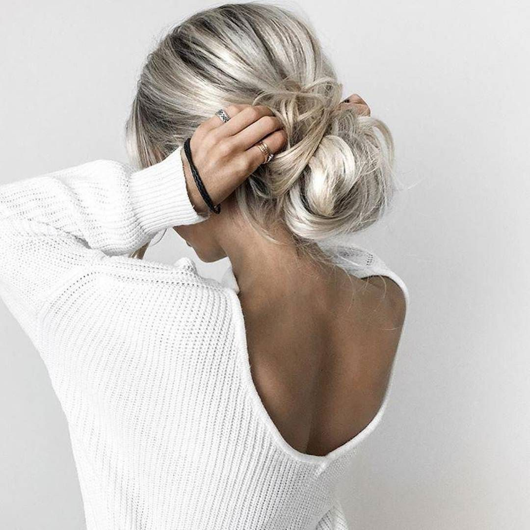 Pin by skye mckechnie on hair pinterest instagram hair style
