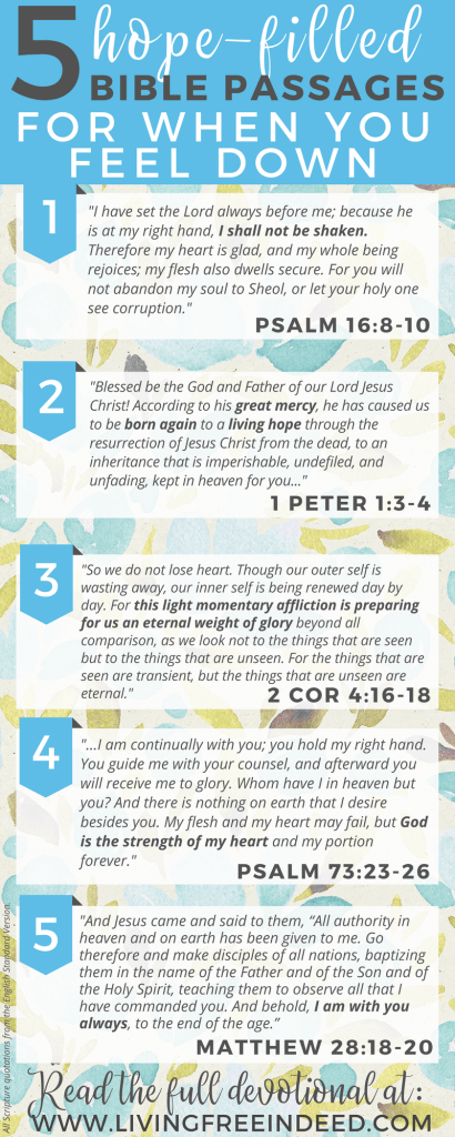 5 uplifting scriptures for downcast days scriptures verses and 5 uplifting scriptures for downcast days negle Image collections