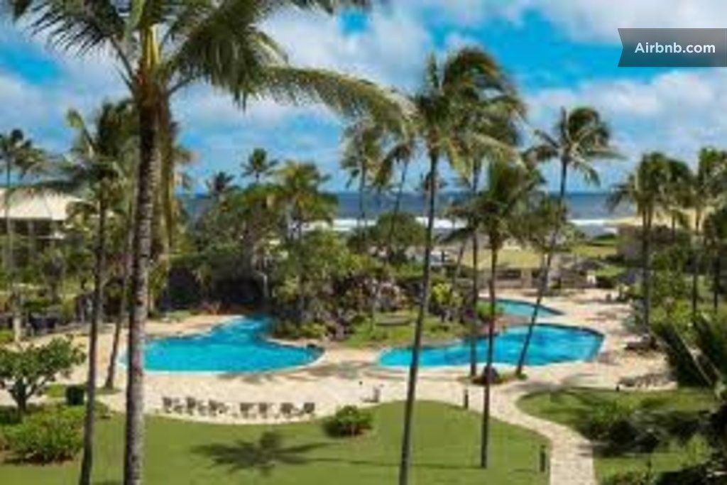 Ocean View Kauai Beach Resort In Lihue
