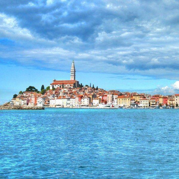 Tag a friend who would like to be here. #Rovinj | #Croatia by frankaboutcroatia
