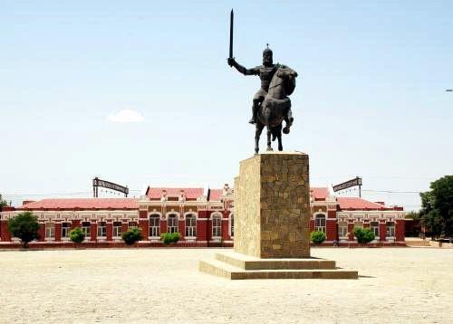 Naxçıvan Naxcivan Нахичевань 85 | Statue of liberty, Landmarks, Travel