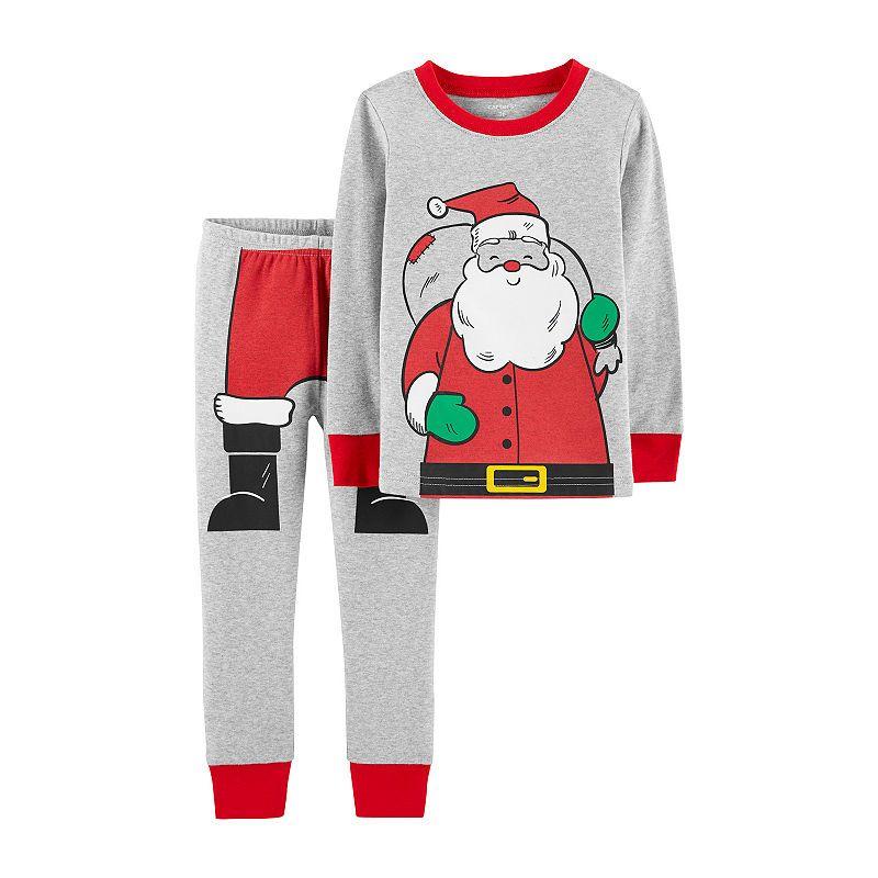 693d1ef6a Carter s Christmas 2-pc. Pajama Set Infant Boys
