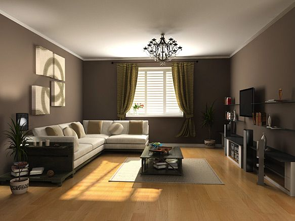 Innovative Home Painting Ideas And Little Tips Living Room