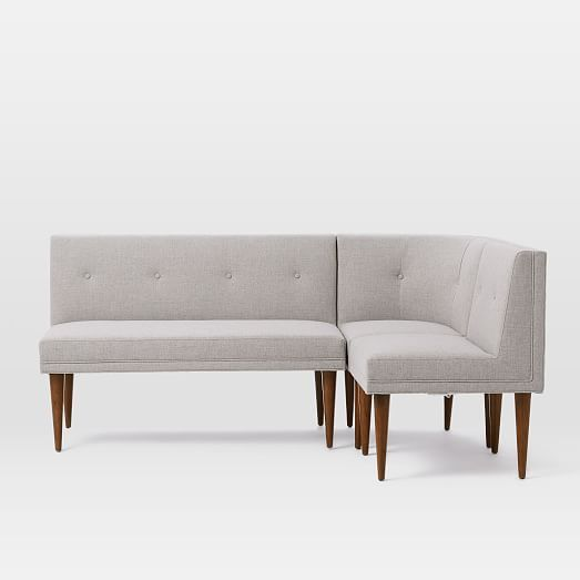 Build Your Own - Mid-Century Banquette