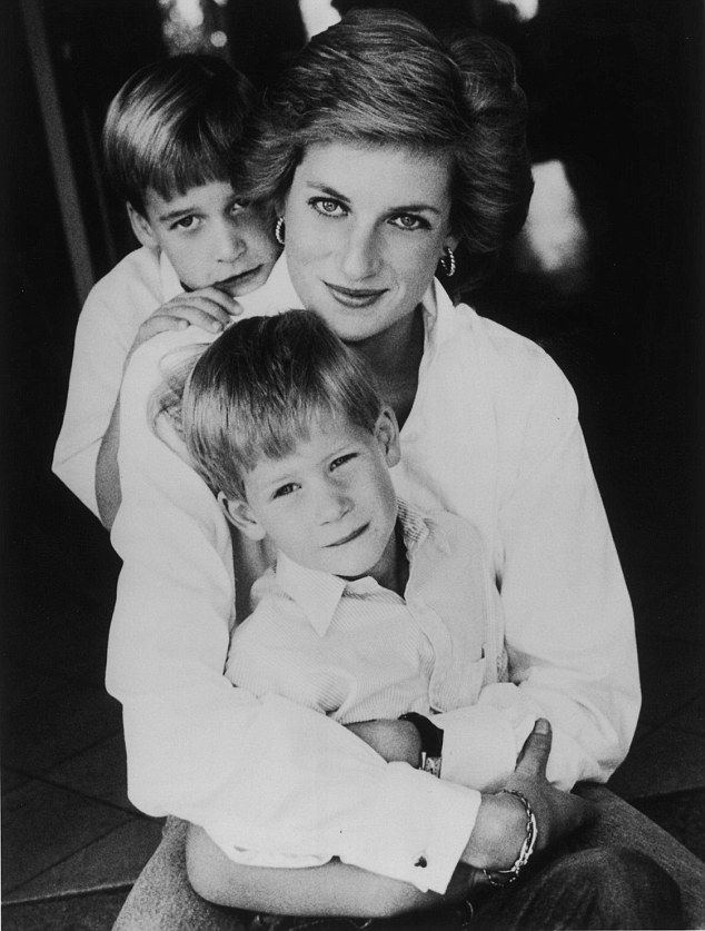 From car boot sale to palace: Diana's long-lost record collection saved by the MoS - and returned to her delighted sons