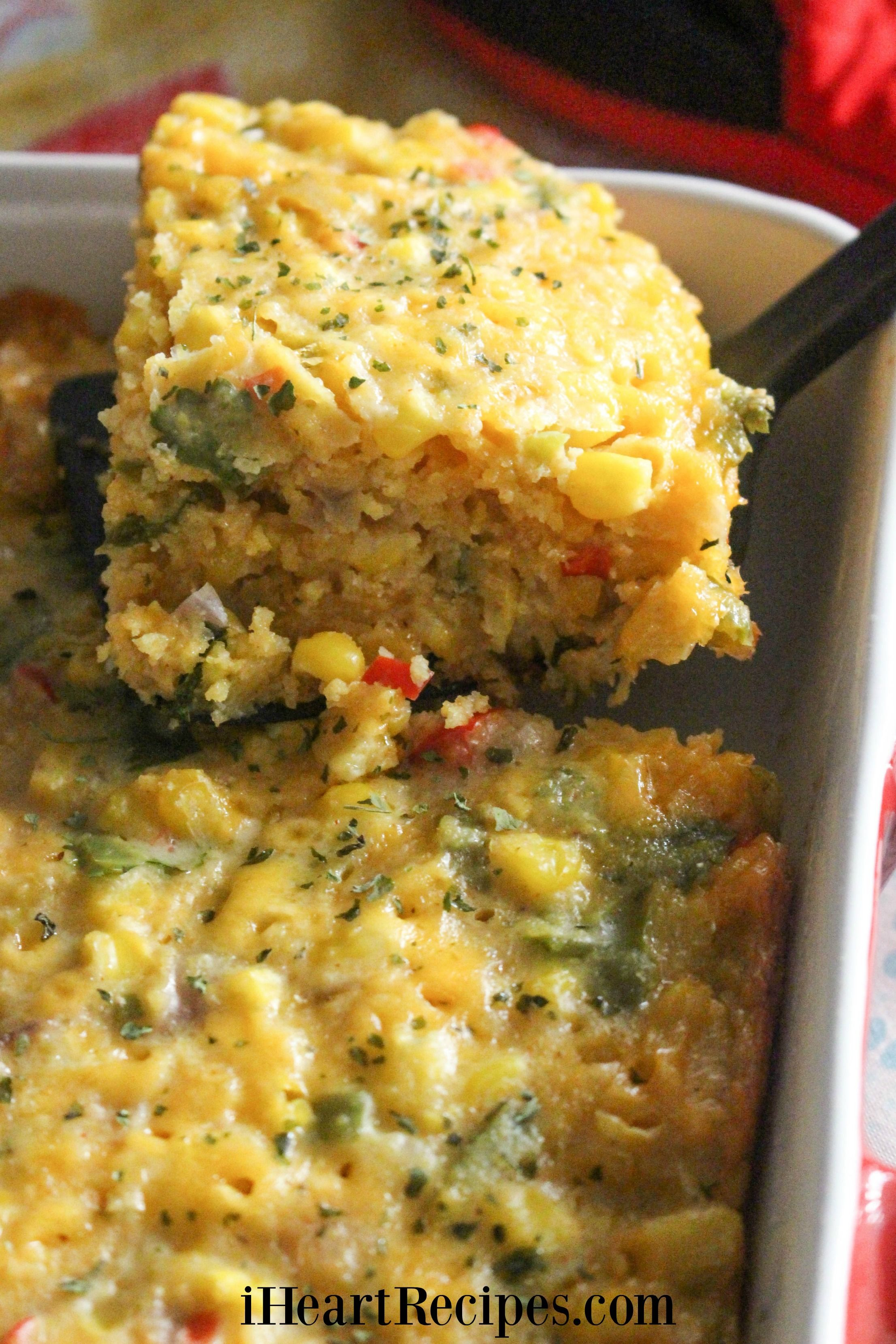 Easy tex mex corn casserole made with frozen corn cilantro onions easy tex mex corn casserole made with frozen corn cilantro onions cheese soul food recipesside dish forumfinder Gallery
