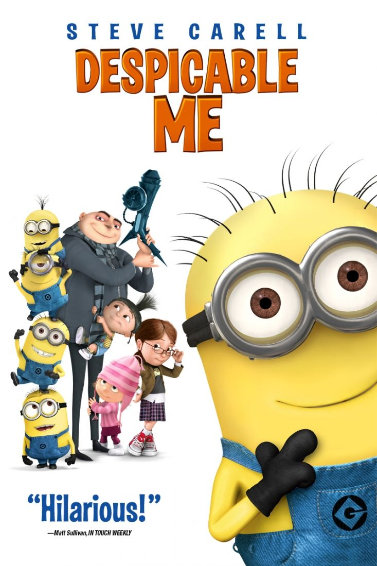 Image result for Despicable Me posters