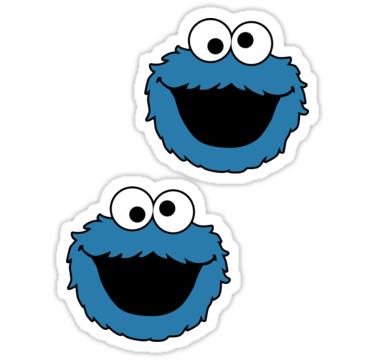 Cookie Monster By Cusmar