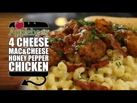 Four cheese mac honey pepper chicken hellthy junk food food four cheese mac honey pepper chicken hellthy junk food forumfinder Images