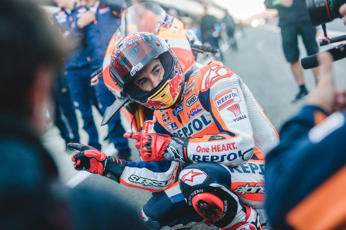 Marc Marquez Repsol Honda MotoGP BT Sport MotoGP