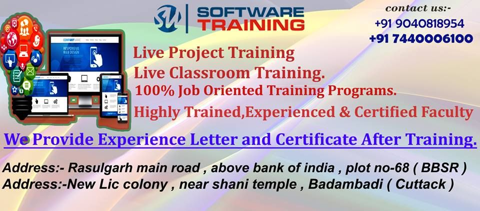 We Provide Professional Training Php In Bhubaneswar Php Training Center In Bhubaneswar Php Course In Bhubane Web Design Course Web Design Training Web Design