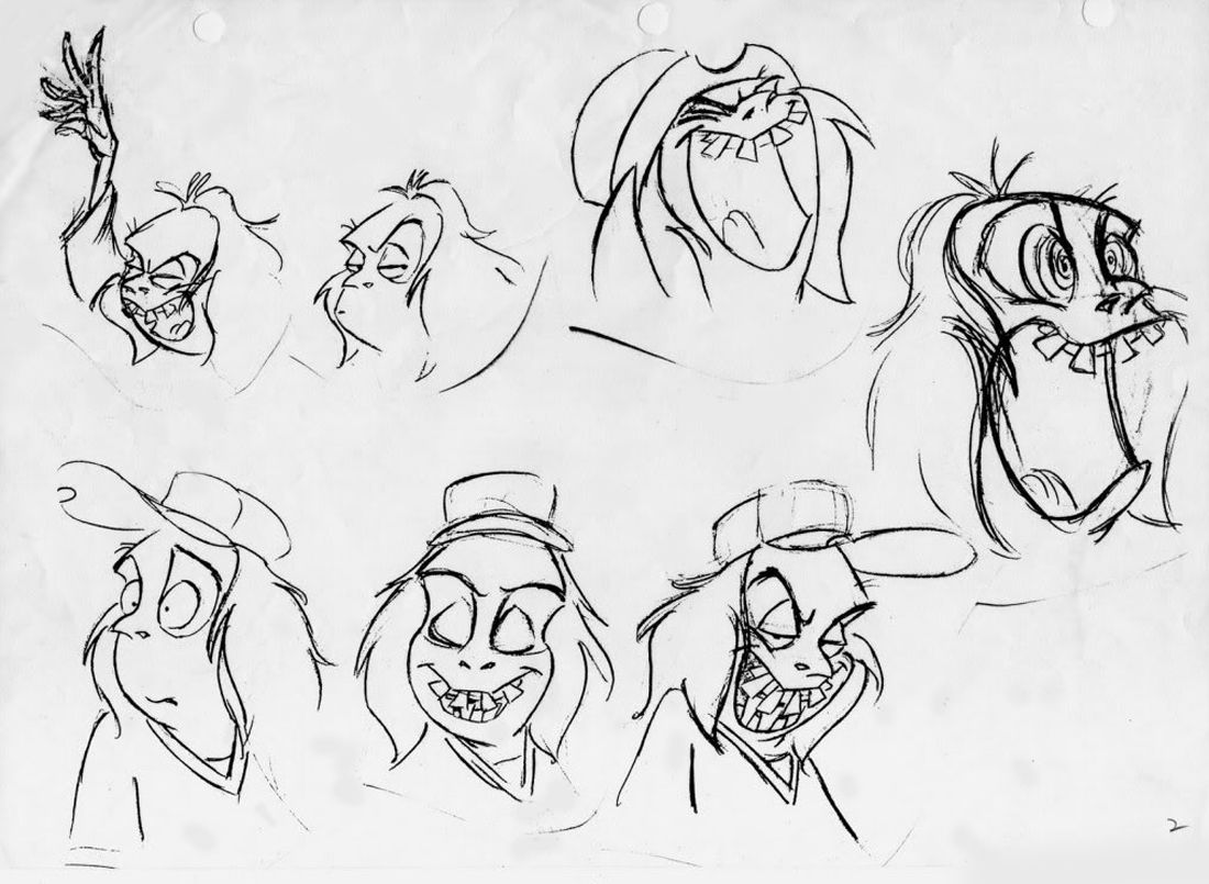Art Of Animation Beetlejuice Cartoon Character Design Animation Beetlejuice