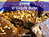 Gooey O'Henry Bars by My Sweet Mission