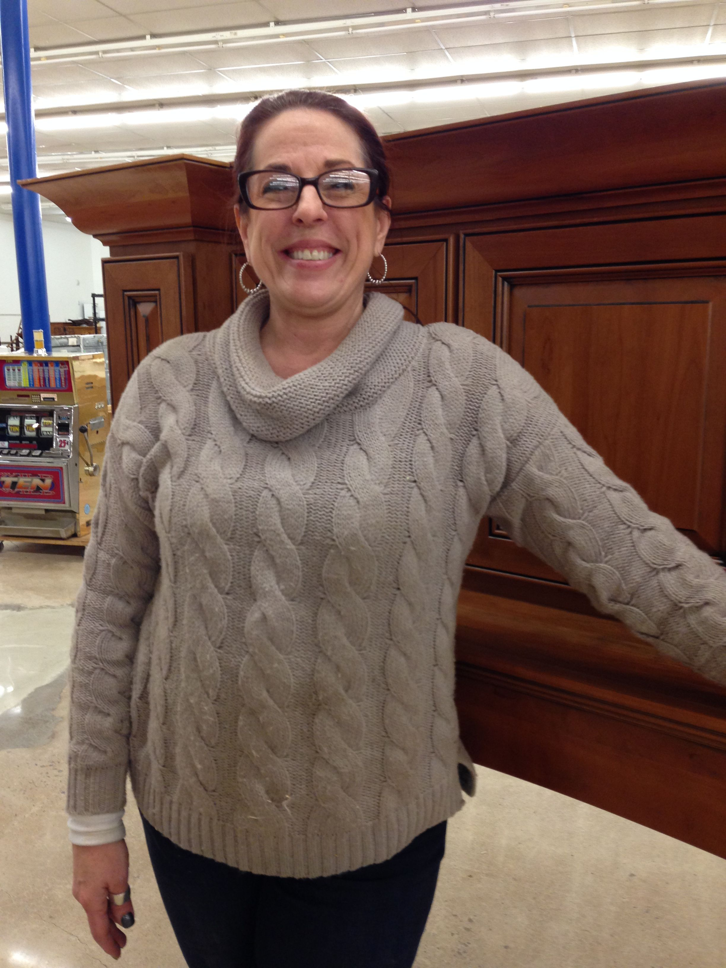 Introducing our new Manassas ReStore Manager, Kristyn Gleason! Kristyn has more than 30 years of restaurant and retail experience, most recently working as the Store Manager for Coach at Potomac Mills Mall. You may also know Kristyn as one of the owners of The Polka Dot Divas shop in Occoquan. Welcome, Kristyn!