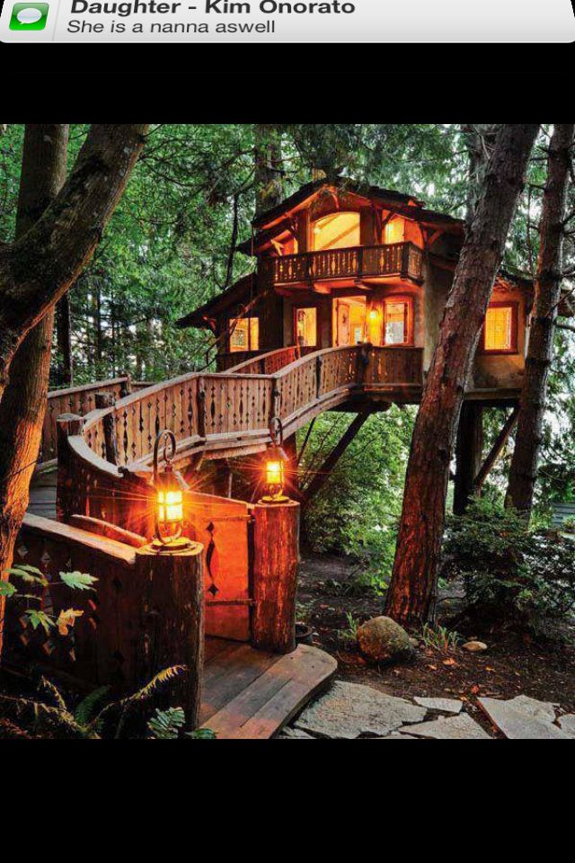 Would love to stay here.