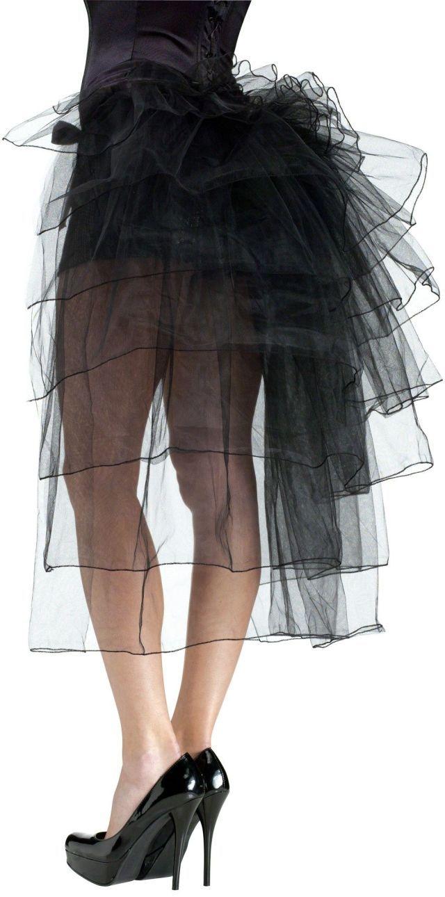 how to make a burlesque bustle tutu