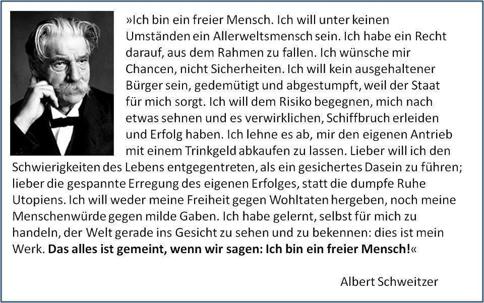 Albert Schweitzer Zitate Great Quotes Quotes Quotations