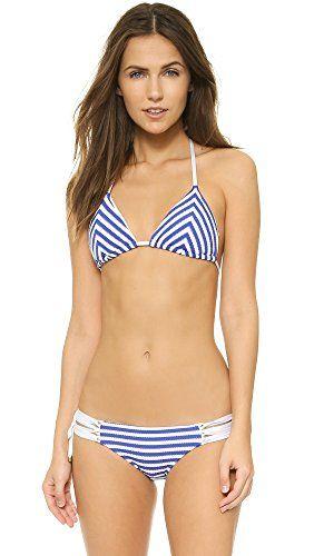 Vitamin A Women's Paros Stripe Sliding Triangle Bikini Top Paros Stripe 4 Vitamin A http://www.amazon.com/dp/B00RW5E0MU/ref=cm_sw_r_pi_dp_WJMjwb0QJTXF0