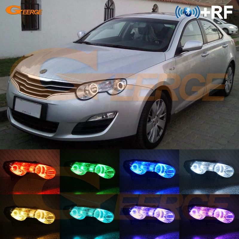 Cheap Car Light Assembly Buy Directly From China Suppliers For Roewe 550 Mg 550 2008 2009 2010 2011 2012 Rf Bluetooth Con Car Lights Led Angel Eyes Cheap Cars