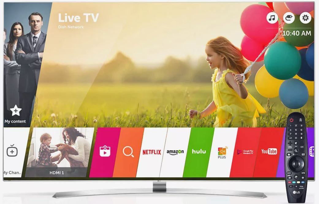 How To Get Rid Of Voice On Lg Tv