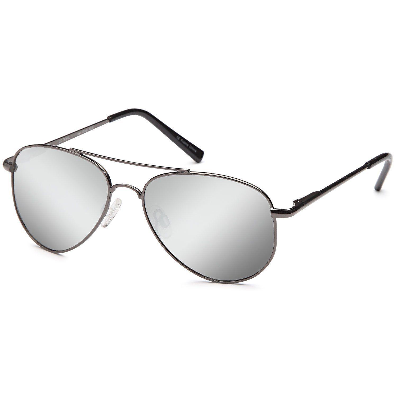 f0de1c7882 JETPAL Premium Classic Aviator UV400 Sunglasses w Flash Mirror Lenses Choose  From Adult or Kids Sizes