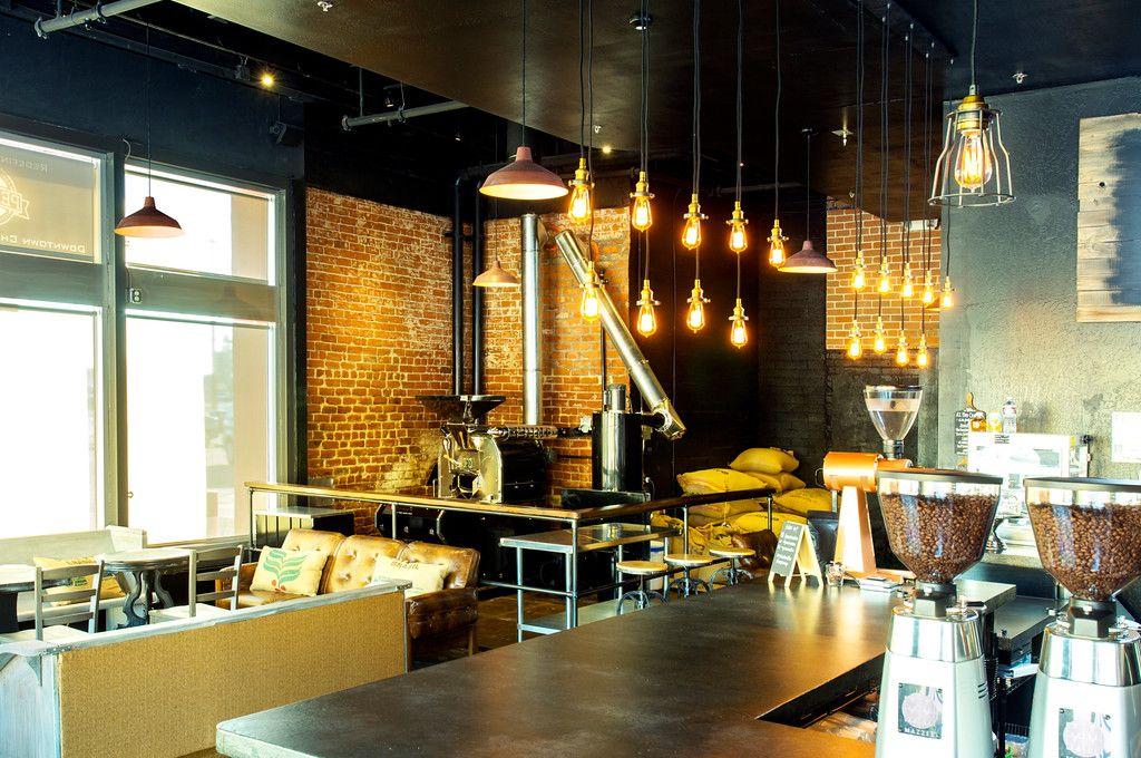 Location peixoto coffee roasters coffee design