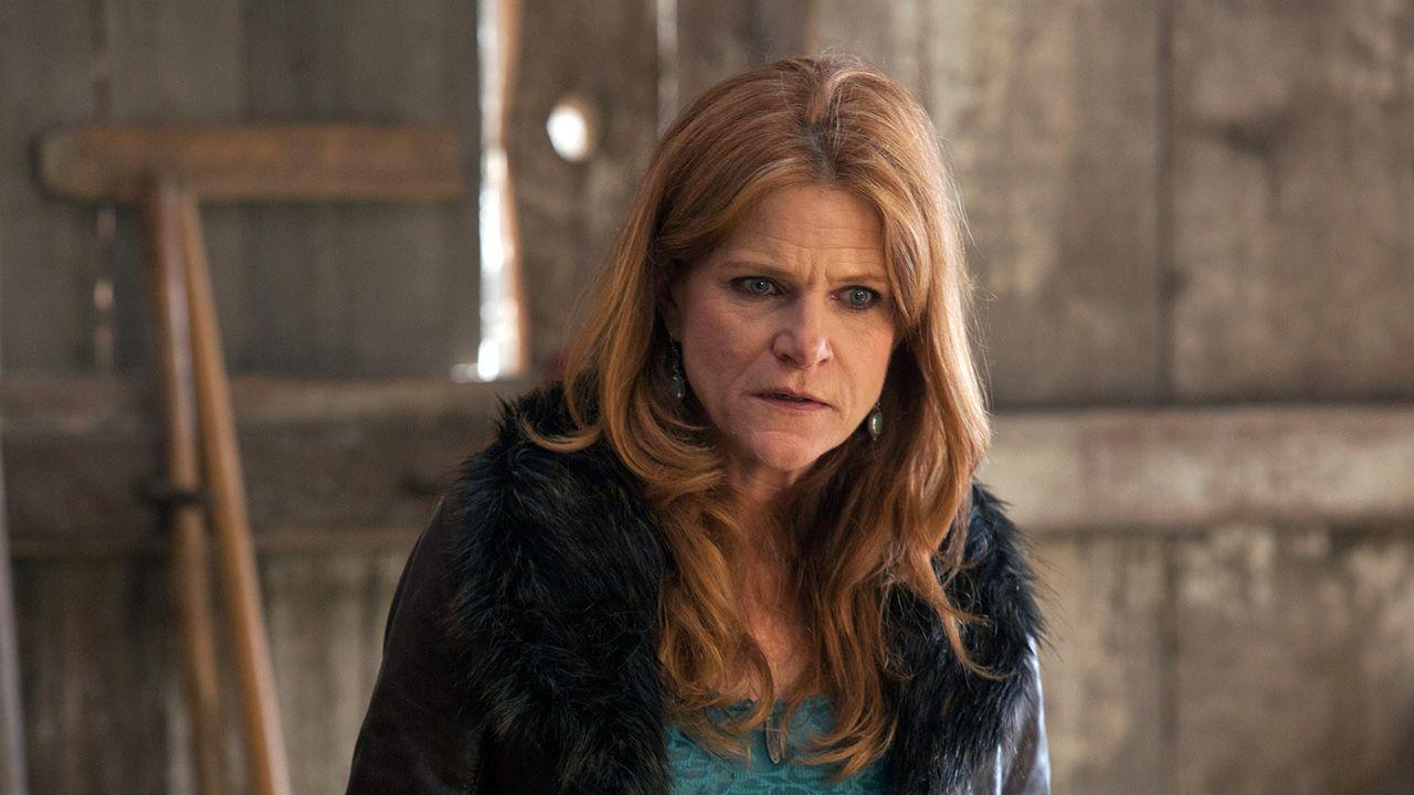 Martha Bozeman played by Diana Dale Dickey