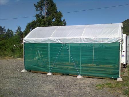 10x20 Carport Greenhouse Covers Tedslist Com Greenhouse Cover Carport Greenhouse