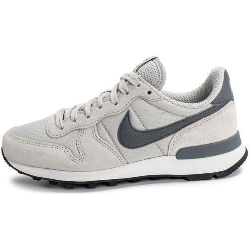 premium selection 6bf62 a7c8a Nike Internationalist W Gris - Chaussures Baskets basses Femme 72,00 €