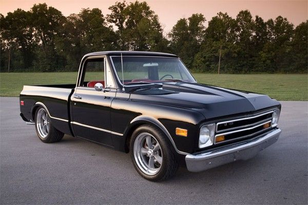 1969 Chevrolet C10 Pickup Truck Cars Chevy Trucks Chevrolet