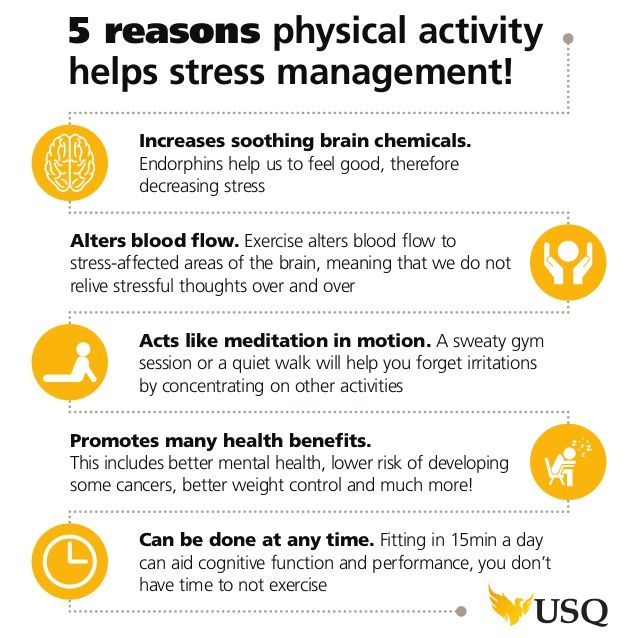 5 reasons physical activity helps stress management ...