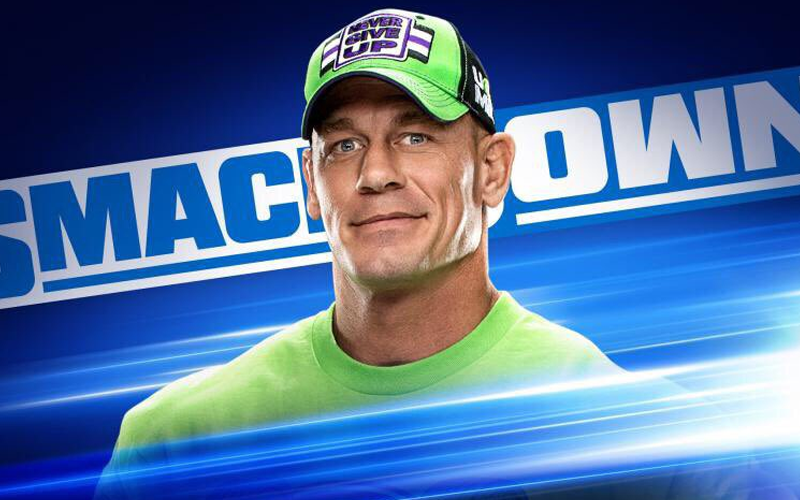 John Cena More Announced For Wwe Smackdown This Week John Cena John Cena Return Road To Wrestlemania