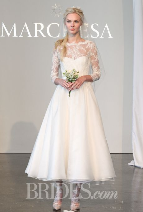 marchesa wedding dresses spring 2015 bridal runway shows bridescom wedding dresses style