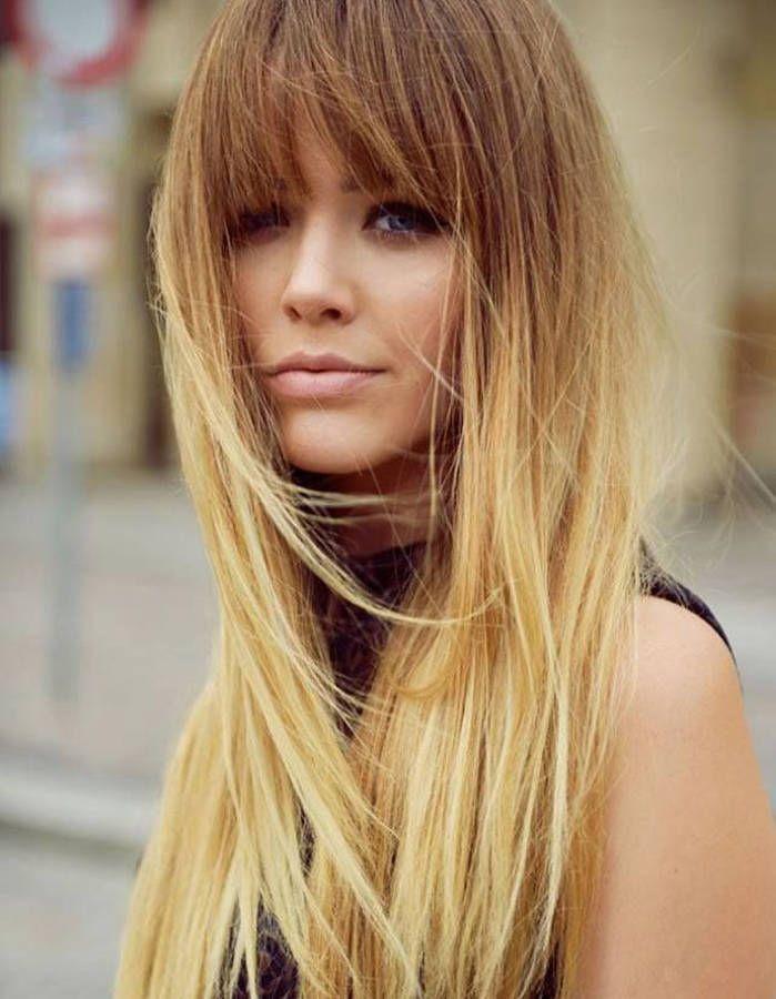 coupe cheveux long raide 2015